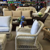 ... Seaside Casual And Malibu Outdoor Living. We Carry The Ever Popular  Adirondack Chairs And Footstools, Bar Height Dining And Relaxing Sets,  Porch Rockers ...
